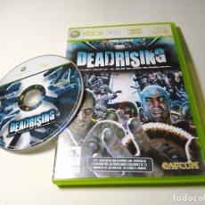 Videojuegos y Consolas: DEADRISING (XBOX 360 - PAL - ESP). Lote 293723508