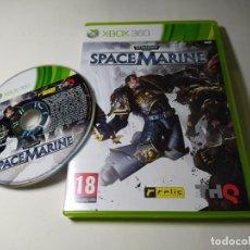Videojuegos y Consolas: SPACEMARINE WARHAMMER (XBOX 360 - PAL - ESP). Lote 293723563