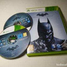 Videojuegos y Consolas: BATMAN ARKHAM ORIGINS ( CON ESPAÑOL )(XBOX 360 - PAL - FRANCE ). Lote 293724018