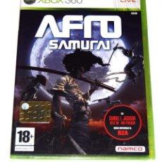 Videojuegos y Consolas: JUEGO XBOX 360 AFRO SAMURAI NUEVO PRECINTADO. Lote 293893833