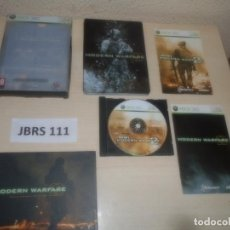 Videojuegos y Consolas: XBOX 360 - CALL OF DUTY MODERN WARFARE 2 - EDICION BLINDADA , PAL ESPAÑOL , COMPLETO. Lote 293996188