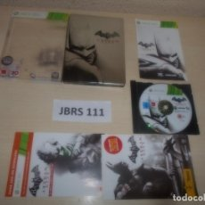 Videojuegos y Consolas: XBOX 360 - BATMAN ARKHAM CITY COLECIONISTA , PAL UK , COMPLETO. Lote 293996403