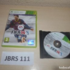 Videojuegos y Consolas: XBOX 360 - FIFA 14 , PAL ESPAÑOL , SIN INSTRUCIONES. Lote 293996503