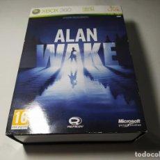 Videojuegos y Consolas: ALAN WAKE ( EDICION COLECCIONISTA ) - SIN EL JUEGO ( XBOX 360 -PAL -ESP). Lote 294955398