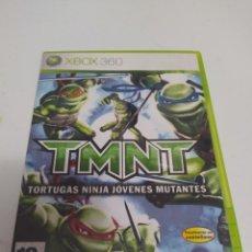 Videojuegos y Consolas: JUEGO TMNT TORTUGAS NINJA JÓVENES MUTATES. Lote 294993493