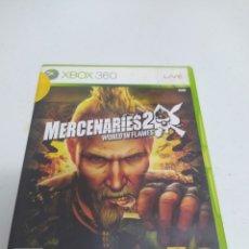 Videojuegos y Consolas: JUEGO MERCENARIES 2. Lote 294993738