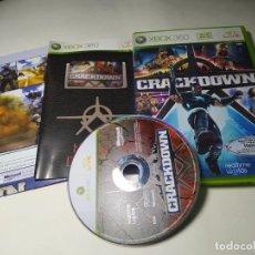 Videojogos e Consolas: CRACKDOWN ( XBOX 360 - PAL - ESP) G2. Lote 295044528
