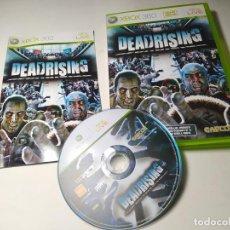 Videojuegos y Consolas: DEAD RISING ( XBOX 360 - PAL - ESP) G2. Lote 295045903