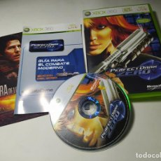 Videojuegos y Consolas: PERFECT DARK ZERO ( XBOX 360 - PAL - ESP) G2. Lote 295272323
