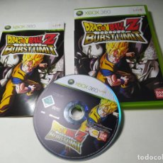 Videojuegos y Consolas: DRAGON BALL Z BURSTLIMIT ( XBOX 360 - PAL - ESP) G2. Lote 295272378