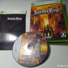 Videojogos e Consolas: SAINTS ROW ( XBOX 360 - PAL - ESP) G2-S. Lote 295272563