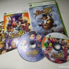 Videojuegos y Consolas: STREET FIGHTER IV - E.ESPECIAL ( XBOX 360 - PAL - UK) G2. Lote 295272708