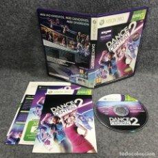 Videojuegos y Consolas: DANCE CENTRAL 2 MICROSOFT XBOX 360. Lote 295382328