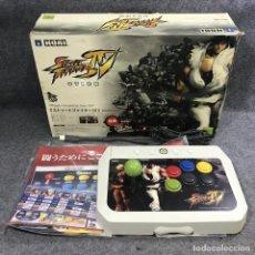Videojuegos y Consolas: HORI STREET FIGHTER IV STICK MICROSOFT XBOX 360. Lote 295476373