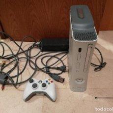 Videojuegos y Consolas: XBOX 360 CONSOLA HDMI + MANDO Y CABLES - MICROSOFT - AÑO 2008. Lote 295754923