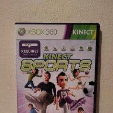 Videojuegos y Consolas: VIDEOJUEGO ORIGINAL CON PRECINTO - KINECT SPORTS - XBOX 360. Lote 295755193