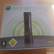 Videojuegos y Consolas: CAJA XBOX 360 ELITE CON MANUALES. Lote 295789788