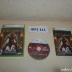 Videojuegos y Consolas: XBOX 360 - CONAN , PAL ESPAÑOL , COMPLETO. Lote 295947988