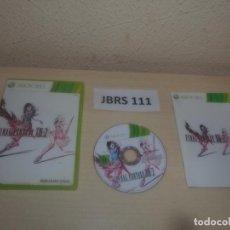 Videojuegos y Consolas: XBOX 360 - FINAL FANTASY XIII-2 , PAL ESPAÑOL , COMPLETO. Lote 295948223