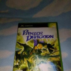 Videojuegos y Consolas: PANZER DRAGOON ORTA PARA LA XBOX PAL ORIGINAL. Lote 170395088