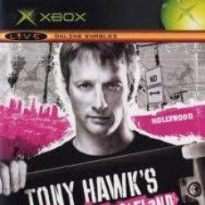 Videojuegos y Consolas: XBOX TONY HAWK'S AMERICAN WASTELAND. Lote 32121408