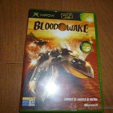 Videojuegos y Consolas: BLOOD WAKE XBOX. Lote 31651812