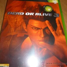 Videojuegos y Consolas: DEAD OR ALIVE 3 XBOX. Lote 31651892
