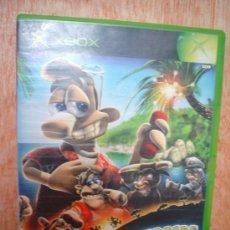 Videojuegos y Consolas: JUEGO ORIGINAL XBOX-NEIGHBOURS FROM HELL. . Lote 32969295