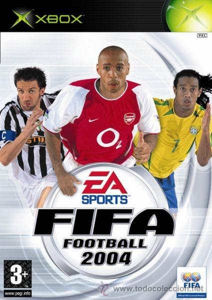 FIFA FOOTBALL 2004 [XBOX PAL ESPAÑA] (Juguetes - Videojuegos y Consolas - Microsoft - Xbox)