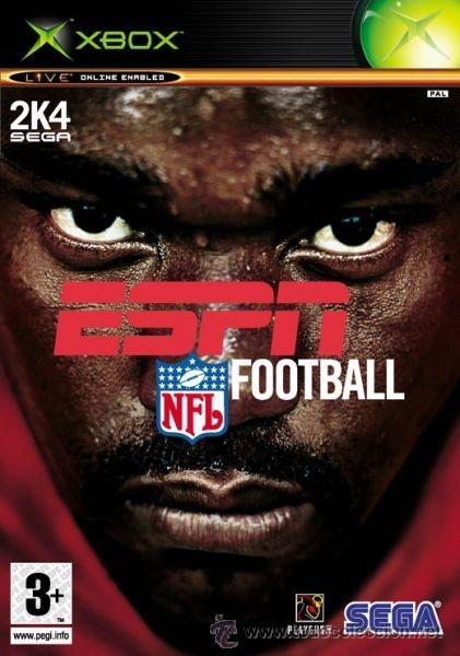 ESPN NFL FOOTBALL [XBOX PAL] (Juguetes - Videojuegos y Consolas - Microsoft - Xbox)