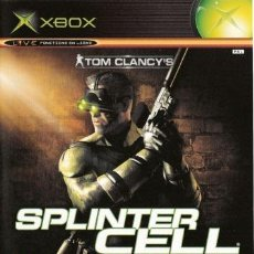 Videojuegos y Consolas: SPLINTER CELL - PANDORA TOMORROW [XBOX PAL ESPAÑA]. Lote 35366626
