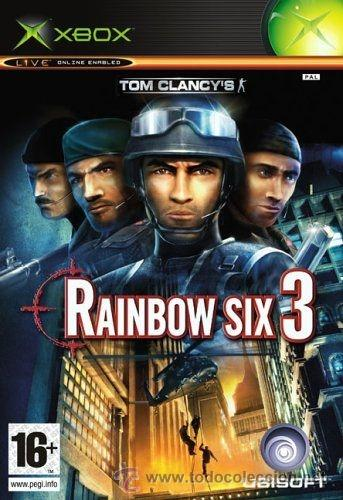 RAINBOW SIX 3 [XBOX PAL ESPAÑA] (Juguetes - Videojuegos y Consolas - Microsoft - Xbox)