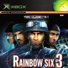 Videojuegos y Consolas: RAINBOW SIX 3 [XBOX PAL ESPAÑA]. Lote 35366646