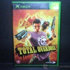Videojuegos y Consolas: XBOX TOTAL OVERDOSE. Lote 36385974