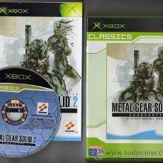 Videojuegos y Consolas: METAL GEAR SOLID 2 SUBSTANCE. Lote 39003571