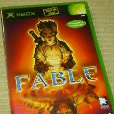 Videojuegos y Consolas: FABLE - XBOX. Lote 41774434