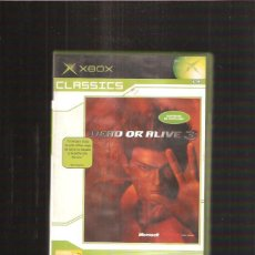 Videojogos e Consolas: XBOX DEAD 3. Lote 42544037