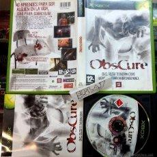 Videojuegos y Consolas: JUEGO XBOX OBSCURE. Lote 44850328
