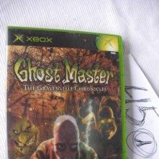 Videojuegos y Consolas: JUEGO XBOX - GHOST MASTER. Lote 47272654