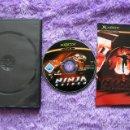 Videojuegos y Consolas: NINJA GAIDEN XBOX PAL ESP. Lote 48597059