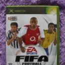 Videojuegos y Consolas: FIFA FOOTBALL 2004 XBOX PAL UK SIN USAR. Lote 48597764