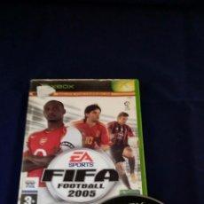 Videojuegos y Consolas: JUEGO XBOX - FIFA FOOTBALL 2005. Lote 48861289