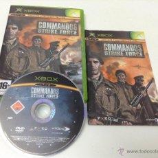 Videojuegos y Consolas: COMMANDOS STRIKE FORCE. Lote 51189261
