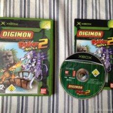 Videojuegos y Consolas: JUEGO XBOX DIGIMON RUMBLE ARENA 2. Lote 57708491