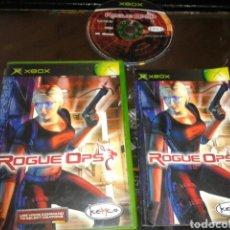 Videojuegos y Consolas: ROGUE OPS,XBOX,PAL ESPAÑA. Lote 62202596