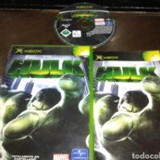 Videojuegos y Consolas: HULK,XBOX,MARVEL,PAL,ESPAÑA. Lote 62204527