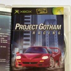 Videojuegos y Consolas: PROJECT GOTHAM RACING Y RALLISPORT CHALLENGE, DOS 2 JUEGOS X BOX. Lote 65844334
