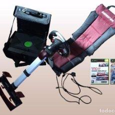 Videojuegos y Consolas: XBOX, GAMESTER RACE PAC PARA PS/XBOX/PC Y 2 JUEGOS. Lote 66136446