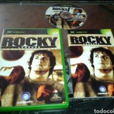Videojuegos y Consolas: XBOX,ROCKY LEGENS,PAL ESPAÑA,COMPLETO. Lote 75099729