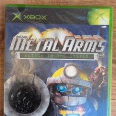 Videojogos e Consolas: XBOX JUEGOS- METAL ARMS (PRECINTADO). Lote 76022903